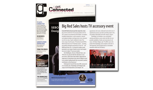 Get Connected May 2011