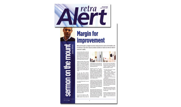 Retra Alert June/July 2011