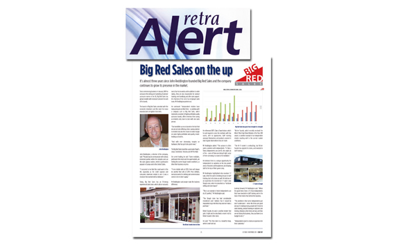 Retra Alert October/November 2011