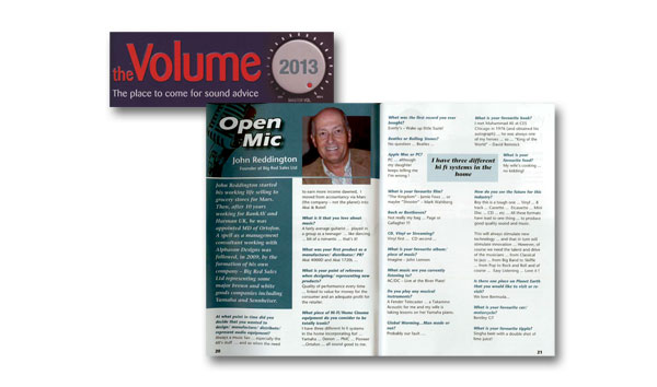 Get The Volume April 2013