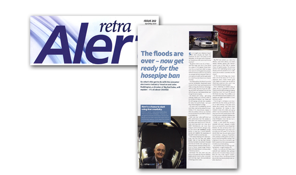 Retra April/May 2014