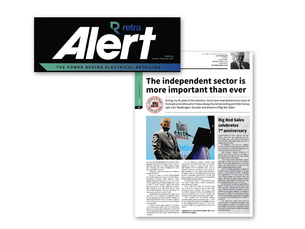2017 10 Alert Independent Sector Article
